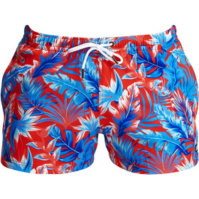 Funky Trunks Shorty Shorts Men, Multicolor